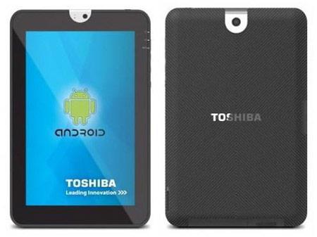 Планшет Toshiba Thrive