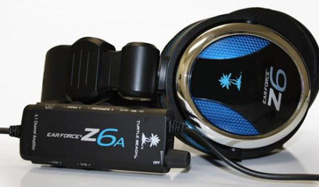 Гарнитура Turtle Beach Ear Force Z6A
