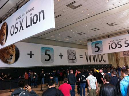 iCloud WWDC 2011