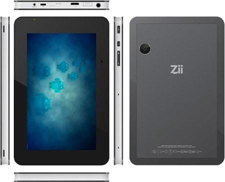 ZiiLABS Jaguar — семейство референсных дизайнов планшетов на процессорах ZMS-XX