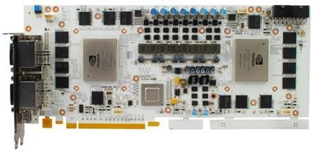 3D-карта NVIDIA на двух GPU GF104