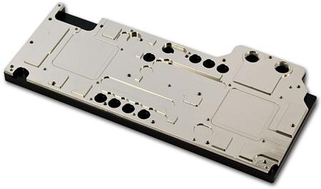 Водоблок EK WaterBlocks EK-FC590-GTX-Nickel+Acetal