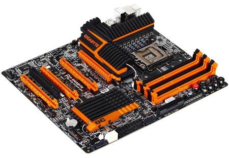 Системная плата Gigabyte X58A-OC