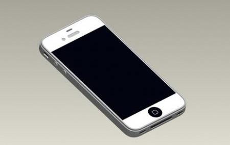 Эскиз iPhone 5