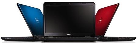 Обновленное семейство ноутбуков Dell Inspiron R