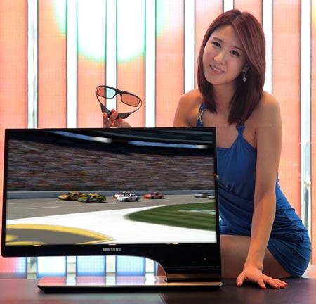 3D-монитор Samsung 27TA950