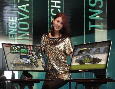 3D-мониторы Samsung серии 950