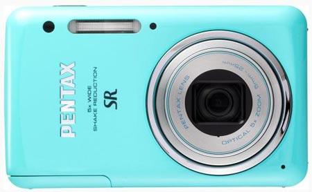 Компактная камера Pentax Optio S1