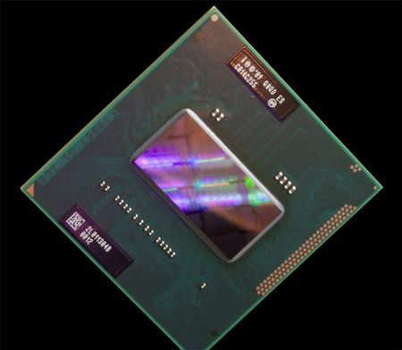 Процессор Intel Core vPro второго поколения