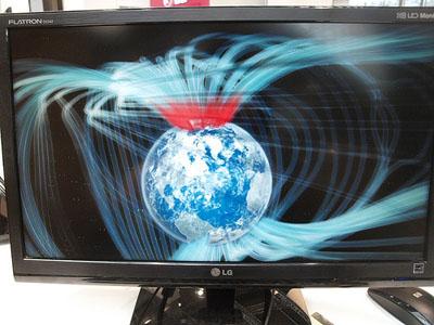 LG называет D2342P «Super 3D» монитором