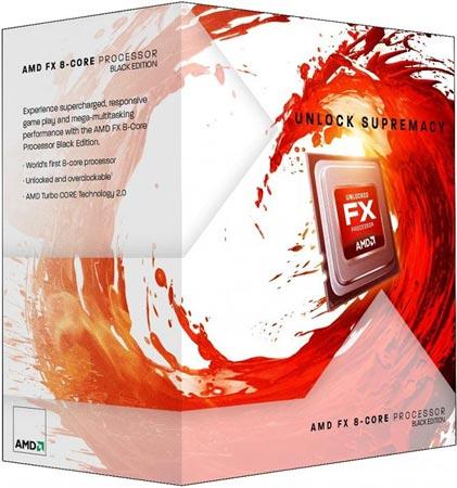 �������� ���������� AMD FX