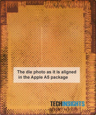 Подложка процессора A5
