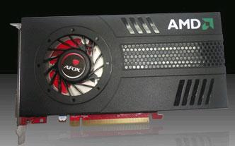 Официальное изображение однослотового 3D-ускорителя Radeon HD 6850