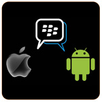 BlackBerry Messenger ��� iOS � Android