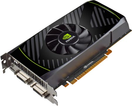 3D-карта NVIDIA GeForce GTX 550 Ti