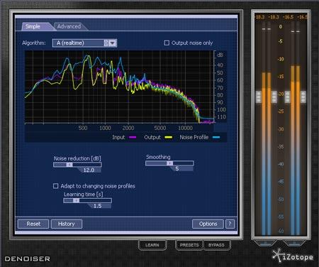 Программа iZotope RX