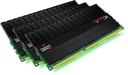 Наборы модулей памяти HyperX T1 Black