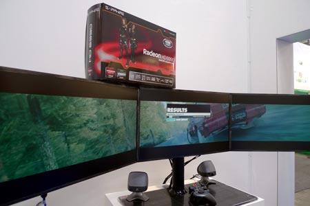 � 3D-����� Sapphire Radeon HD 6990 ���������� ��� ��������