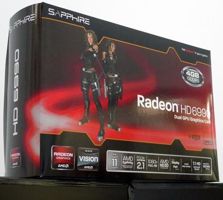Sapphire ���������� � �������� 3D-����� Radeon HD 6990
