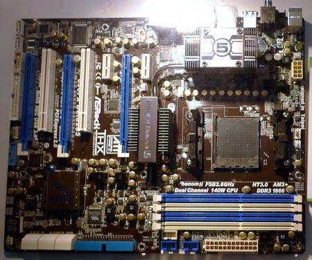 Плата 890FX Deluxe5