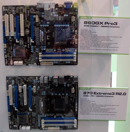 890GX Pro3 и 870 Extreme3 R2.0