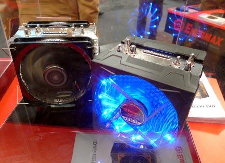 CeBIT 2011: Enermax пробует силы в процессорных охладителях