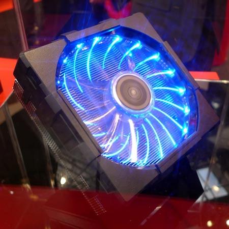 Процессорные охладители Enermax