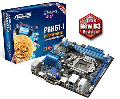ASUS P8H61-I