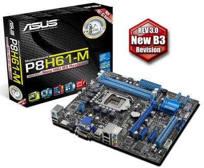 ASUS P8H61-M