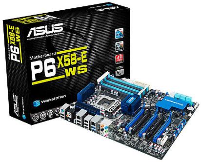 ASUS P6X58-E WS