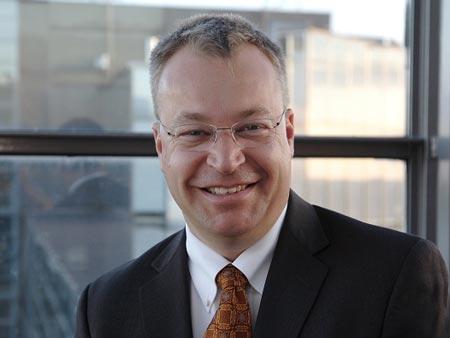 Генеральный директор Nokia Стивен Элоп (Stephen Elop)