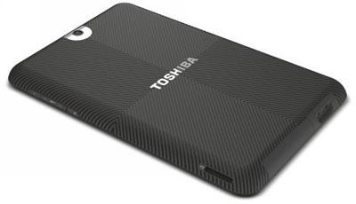10-дюймовый планшет Toshiba теперь «засветился» на Amazon.com