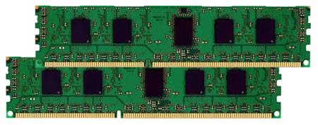 Модули памяти Crucial DDR3-1333MHz RDIMM