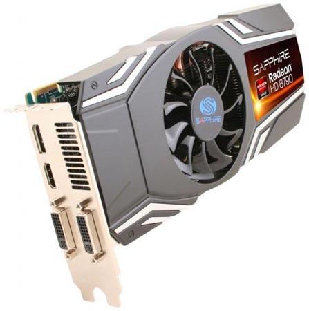 3D-����� Radeon HD 6790 � ���������� Sapphire