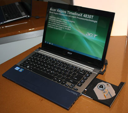 Acer TimelineX 4830T