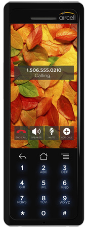 Aircell первой анонсировала «авиационный» Android-смартфон