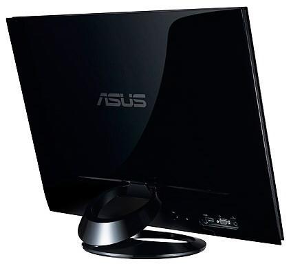 Сзади — только разъемы HDMI и D-Sub