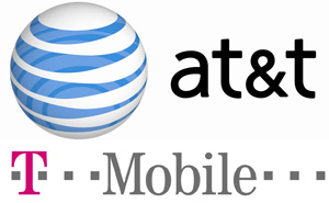AT&T покупает T-Mobile USA за 39 млрд долларов