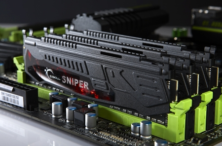 Наборы модулей памяти G.Skill Sniper