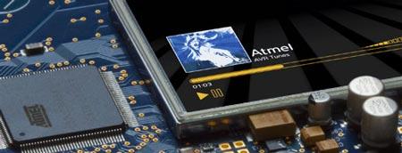 Микроконтроллеры Atmel UC3C AT32UC3C0512C предназначены для автомобильной электроники