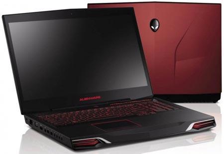 Ноутбук Alienware M14x