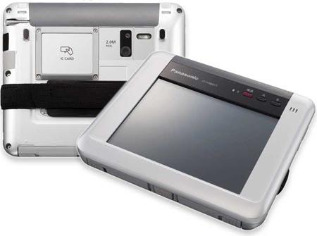 Panasonic BizTab: ��� ������� � �����