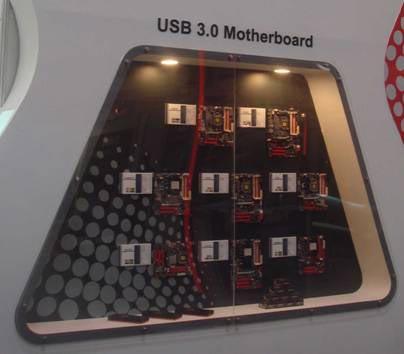 Линейка материнских плат BIOSTAR с поддержкой USB3.0