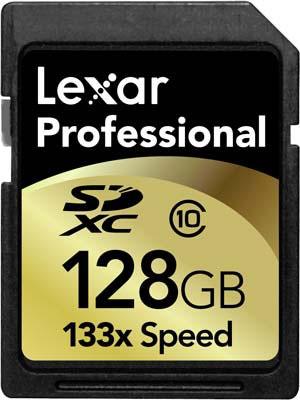 Перед началом продаж карты памяти Lexar SDXC объемом 128 и 64 ГБ существенно подешевели