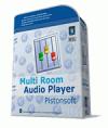 Multi Room Audio Player Box