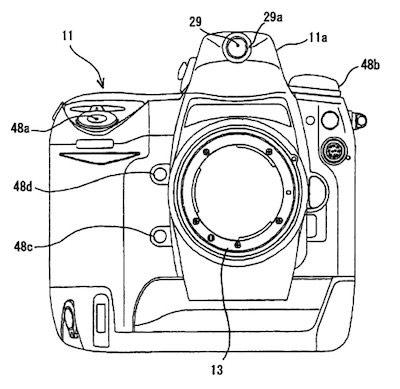 Специалисты Nikon разработали гибридный видоискатель