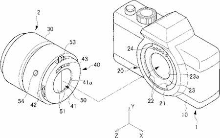 Беззеркальная камера Nikon со сменными объективами