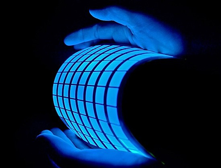 Органические светодиоды считаются перспективной технологией