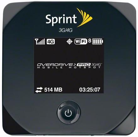 ��������� ����� ������� Sierra Wireless Overdrive Pro 3G/4G
