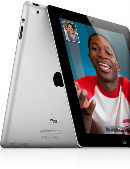 iPad 2: видеоконференция FaceTime